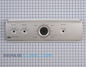 Control  Panel - Part # 1470139 Mfg Part # W10089724