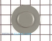 Surface Burner Cap - Part # 1471282 Mfg Part # W10173832