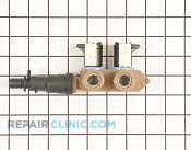 Water Inlet Valve - Part # 1471336 Mfg Part # W10175893