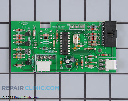 Main Control Board W10204681       Main Product View