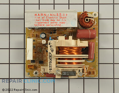 Inverter Board F606Y6G00CP Main Product View