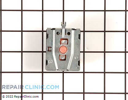 Heat Selector Switch WE4M407 Main Product View