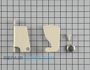 Door Hinge Kit - Part # 1477803 Mfg Part # WR49X10186