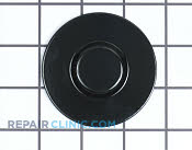 Surface Burner Cap - Part # 1481276 Mfg Part # W10169984