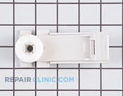 Dishrack Roller and Adjuster - Part # 1482032 Mfg Part # W10204131