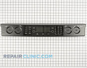 Touchpad and Control Panel - Part # 1482199 Mfg Part # W10206067