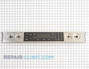 Touchpad and Control Panel - Part # 1482205 Mfg Part # W10206074