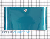Panel,turquoise ,front ,drawer - Part # 1483069 Mfg Part # 134990520