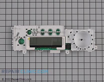 User Control and Display Board 134994600       Main Product View