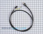 Power Cord - Part # 1483128 Mfg Part # 137011400