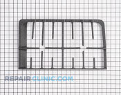 Burner Grate - Part # 1513850 Mfg Part # 318909207