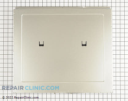 Oven Bottom Panel 3504W0N001B Main Product View