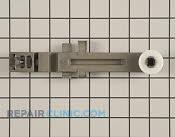 Dishrack Roller Assembly - Part # 1549657 Mfg Part # W10254909