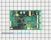 Main Control Board - Part # 1550509 Mfg Part # WR55X10956
