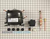 Compressor - Part # 1550730 Mfg Part # 7014067