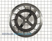 Blower Wheel - Part # 1550801 Mfg Part # AC-8000-23