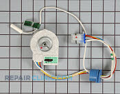 Evaporator Fan Motor - Part # 1550741 Mfg Part # WR60X10307