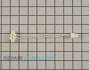 Light Socket - Part # 1552957 Mfg Part # W10293782
