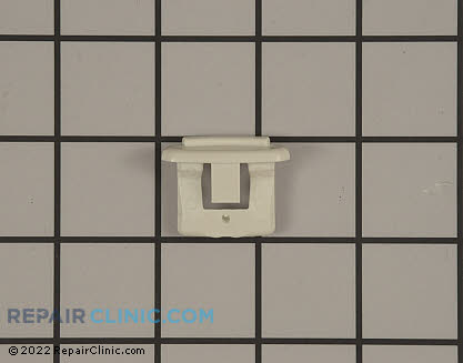 Dishrack Stop Clip WD12X10304 Main Product View