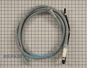 Drain Hose - Part # 1557758 Mfg Part # AEM69493803