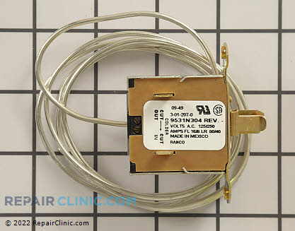 Temperature Control Thermostat 7014660         Main Product View
