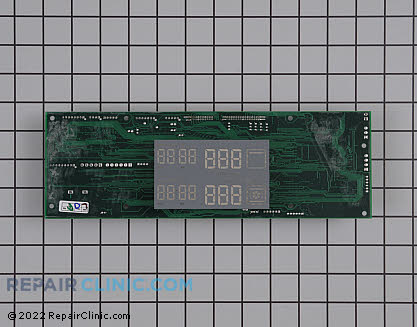Oven Control Board 316576603       Main Product View