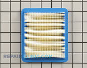 Air Filter - Part # 1604599 Mfg Part # 491588S