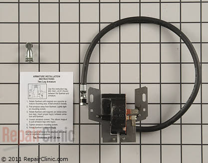 Ignition Coil 591459 Main Product View