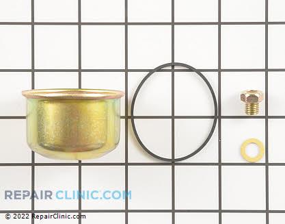 Carburetor Bowl 495933          Main Product View