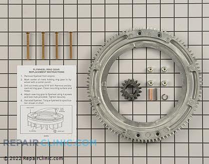 Flywheel Ring Gear 696537          Main Product View