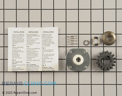 Starter Gear 696541 Main Product View
