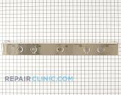 Control  Panel - Part # 1600298 Mfg Part # MGC61845602