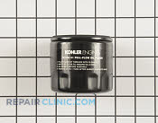 Oil Filter - Part # 1602555 Mfg Part # 12 050 01-S