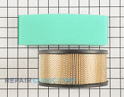Air Filter - Part # 1602781 Mfg Part # 45 883 02-S1