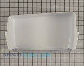 Door Shelf Bin - Part # 1602858 Mfg Part # WR21X10211