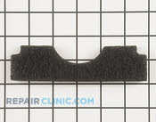 Foam Filter - Part # 1602865 Mfg Part # 38769032