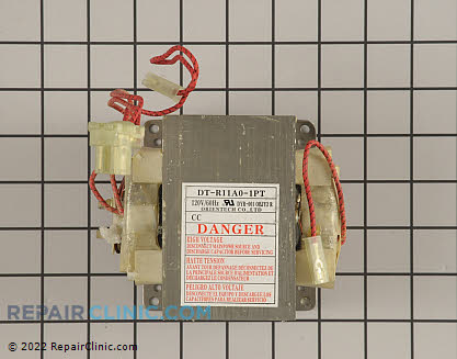 High Voltage Transformer 56002021 Main Product View