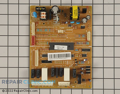 Main Control Board DA41-00104Y Main Product View