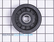 Flat Idler Pulley - Part # 1603752 Mfg Part # 280-097