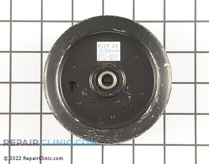 Flat Idler Pulley 280-898 Main Product View