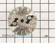 Flywheel - Part # 1606378 Mfg Part # 753-05240