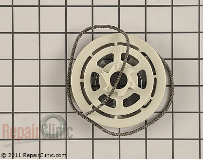 Recoil Starter Pulley 753-04823 Main Product View