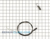 Traction Control Cable - Part # 1606516 Mfg Part # 100-5982
