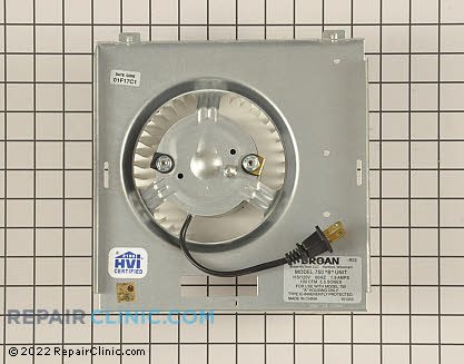 Fan Motor S97017703 Main Product View