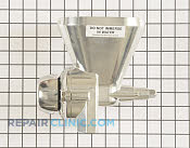 Grain Mill - Part # 1606698 Mfg Part # W10318099