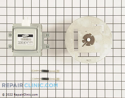 Magnetron WB49X10226 Main Product View