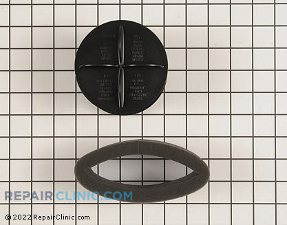 Air Filter 2032587 Main Product View