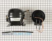 Compressor - Part # 1614236 Mfg Part # 5304478809