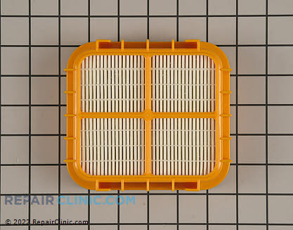 HEPA Filter 63347A Main Product View