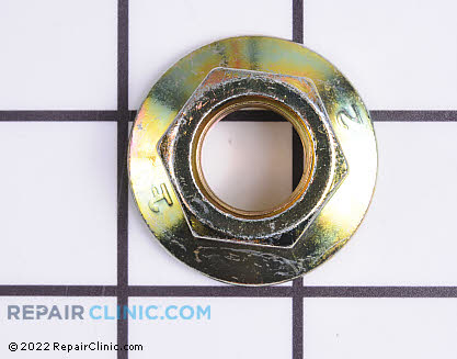 Flange Nut 712-0417A Main Product View